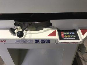 シンクス 超仕上げかんな盤 中古機 SK-250A