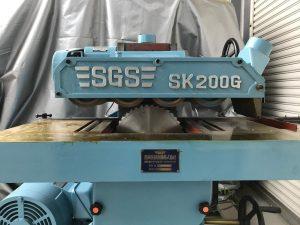 タイトル:静岡技研 型番SK200G 価格 600,000円