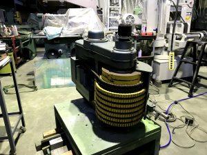(中古)ジロー製作所 バンドソー用 送り装置