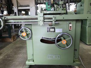 (中古)永和工業所 軸傾斜丸鋸盤 UTA-16