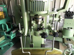 (中古)常盤工業 建具用角のみ盤 MH30