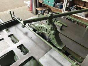 (中古)東海製作所 軸傾斜横切り盤 SFJ-1300