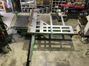 (中古)桑原製作所 軸傾斜横切り盤 KS-T 2400